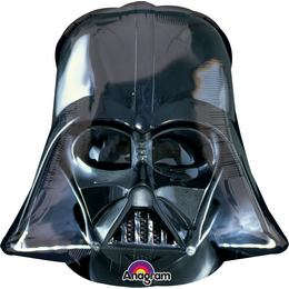Star Wars - Darth Vader Mini Shape Fólia Lufi (5 db/csomag)