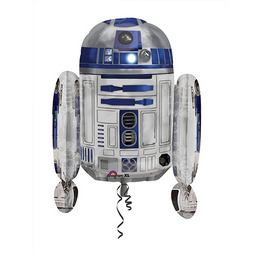 Star Wars - R2D2 Super Shape Lufi