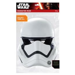Star Wars - Stormtrooper Force Karton Maszk