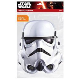 Star Wars - Stormtrooper Karton Maszk