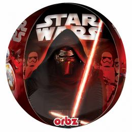 Star Wars The Force Awakens Ultra Shape Orbz Lufi