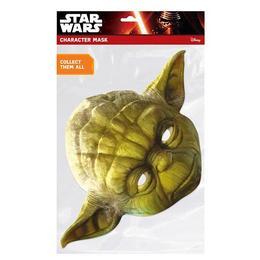 Star Wars - Yoda Karton Maszk