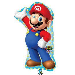Super Mario Super Shape Fólia Lufi