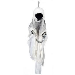 Szellem Dekoráció Halloween-re, 100 cm-es