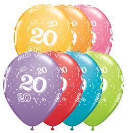 20-asoknak Születésnapra
