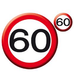 60-asoknak Születésnapra