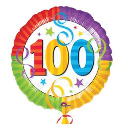100. Születésnapra