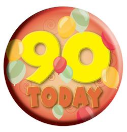 90-eseknek Születésnapra