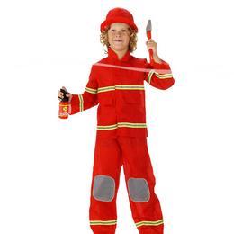 Tűzoltó Jelmez Gyerekeknek - S-es