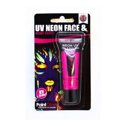 UV-s Arc- és Testfesték, Pink