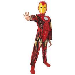 Vasember - Iron Man Jelmez Gyerekeknek, L-es
