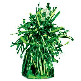 Zöld Bojtos Fólia Léggömbsúly - 170 gramm