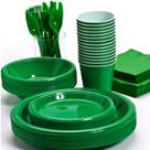 Zöld Színű Parti Kollekció